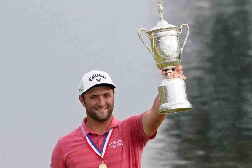 Jon Rahm's Steady Back Nine Paves Way To US Open Title