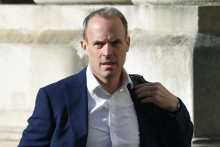 British Foreign Minister Dominic Raab On Three-Nation Tour To Southeast Asia