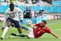 Euro 2020: France Forward Ousmane Dembele Out With Knee Injury
