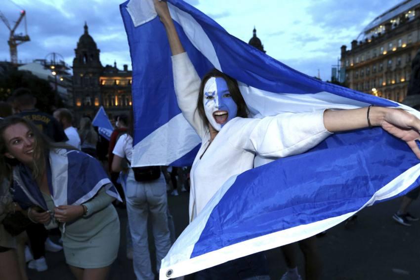 Euro 2020: Boisterous Scotland Eye Croatia Scalp In Group D -  Preview