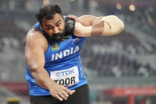 Shot-putter Tajinder Singh Toor Qualifies For Tokyo Olympics With Record-breaking Show At Indian Grand Prix