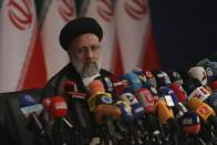 No Negotiations Over Tehran's Missile Programme, Won't Meet Biden, Says Iran's President Elect