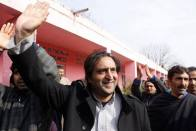 Sajad Lone Hopes Meet With PM May 'Evolve Into Something Much Bigger'