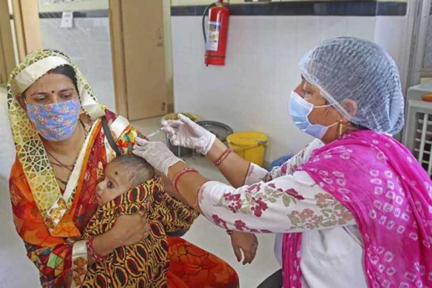 Covid-19: India Marks Major Milestone, A Record 80 Lakh Doses Administered Today