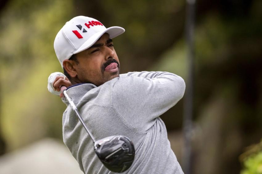 Indian Golfer Anirban Lahiri Qualifies For Tokyo Olympics