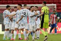 Copa America: Lionel Messi's Argentina Beat Paraguay 1-0, Secure Knockout Berth
