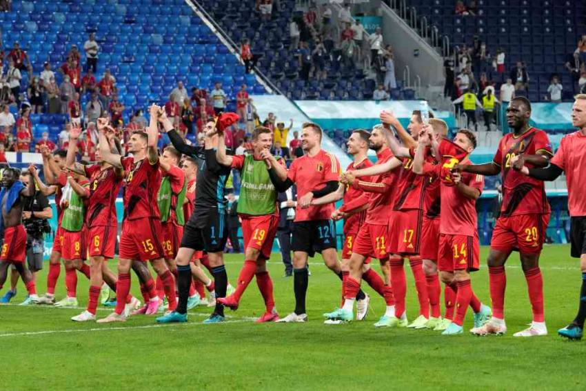 Euro 2020: Belgium Beat Finland 2-0, Remain Unbeaten In Group Stage
