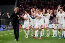 EURO 2020: 'Euphoria' For Denmark As Team Secure Last 16 Berth After Difficult Start