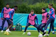 Czech Republic Vs England, Live Streaming: When And Where To Watch UEFA European Championship, Group D Match