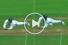 IND Vs NZ, WTC Final: Watch Stunning Shubman Gill Catch To Send Ross Taylor Back - VIDEO