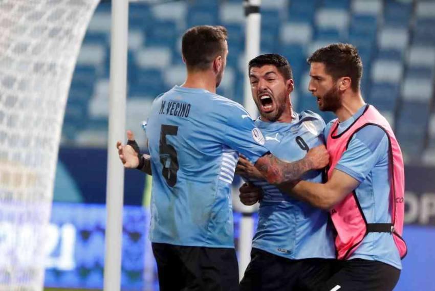 Copa America: Luis Suarez Goal Against Chile Ends Uruguay's Scoring Drought