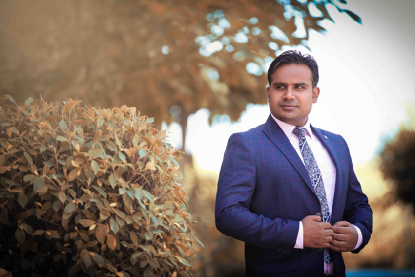Sagar Sinha Establishes A Strong Foothold In Sales And Marketing