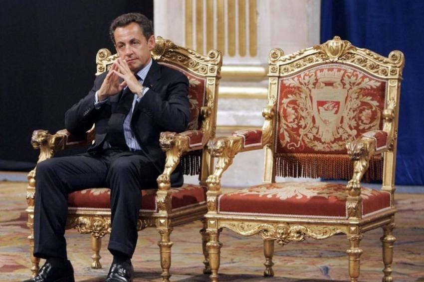 Former French President Nicolas Sarkozy Faces Jail Term In Campaign Financing Trial