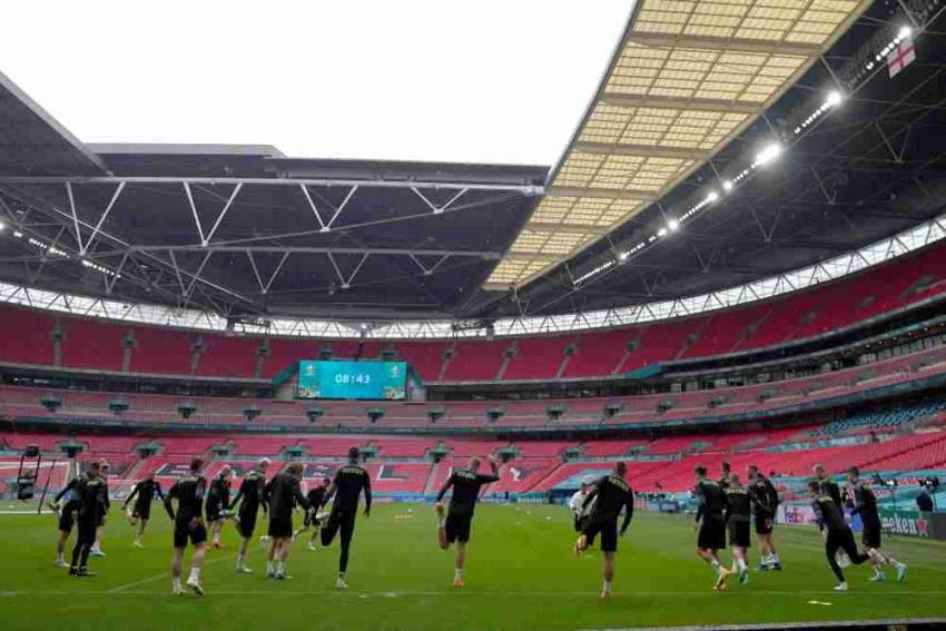 British Government May Allow Wembley To Have 65,000 Fans For Euro 2020 Semifinals, Final