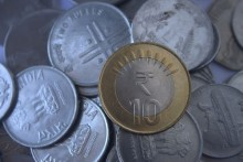 Rupee Falls For Second Day, Settles 27 Paise Down At 74.37/USD