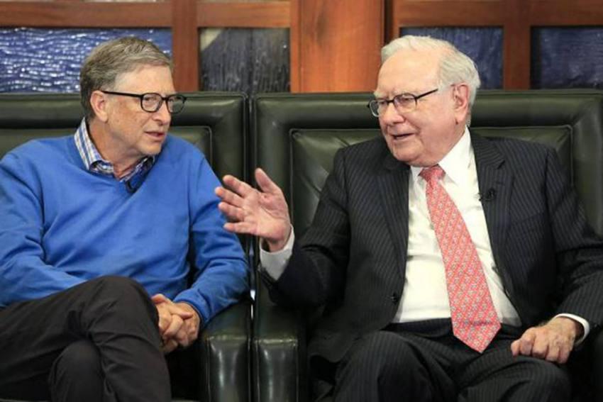 Billionaire Warren Buffett Resigns As Trustee Of Bill And Melinda Gates Foundation