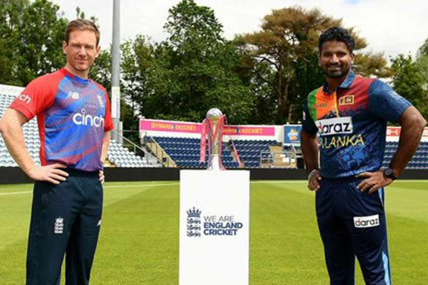 ENG Vs SL, 1st T20I, Live Streaming: When And Where To Watch Sri Lanka's Tour Opening Cricket Match Against England