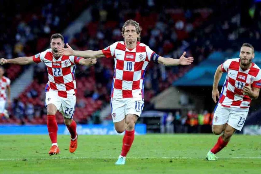 Euro 2020: Croatia Beat Scotland, Advance Into Last 16 With Luka Modric Leading The Way