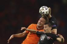 Euro 2020: Dutch Striker Luuk De Jong Out Of UEFA European Championship