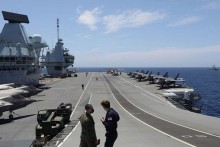Russia Fires Warning Shots At British Navy Destroyer In Black Sea