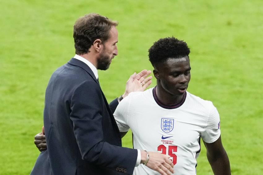 Euro 2020: 19-year-old Bukayo Saka Stands Tall For England