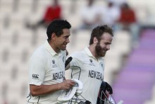 ICC WTC Final, IND Vs NZ: Kane Williamson, Ross Taylor Steer New Zealand To Inaugural World Test Championship Title