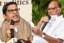 Delhi: Poll Strategist Prashant Kishor Meets NCP Chief Sharad Pawar, Duo's Third Meet In A Fortnight