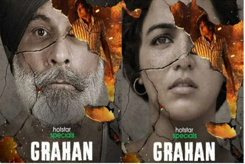 #BanGrahanWebSeries Trends; Netizens Call It Objectionable For Showing A Sikh Initiating 1984 Riot