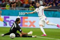 Euro 2020: After Long France Wait, Karim Benzema Has Another Chance To Score