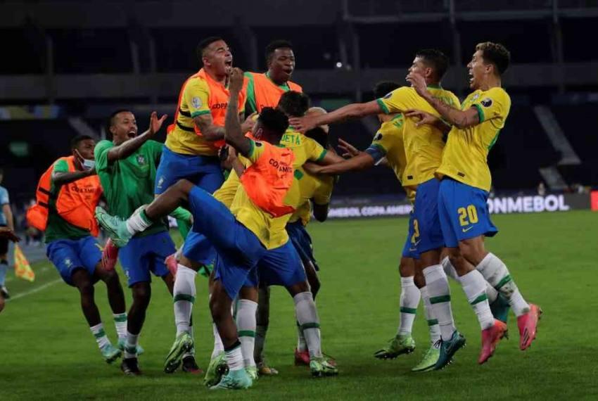 Copa America: Brazil Beat Colombia 2-1, Ecuador- Peru Play 2-2 Draw