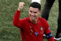 Euro 2020: Cristiano Ronaldo Scores Twice To Equal Ali Daei Record As Portugal Hold France