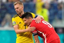 Sweden Knock Robert Lewandowski, Poland Out Of Euro 2020 With 3-2 Win