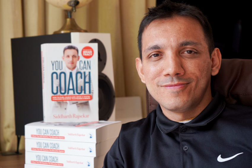 Amazon's #1 Bestseller Book For Home-Based Small Businesses, 'You Can Coach' Aims To Create A New Breed Of Digital Leaders Who Will Change The Way We Learn