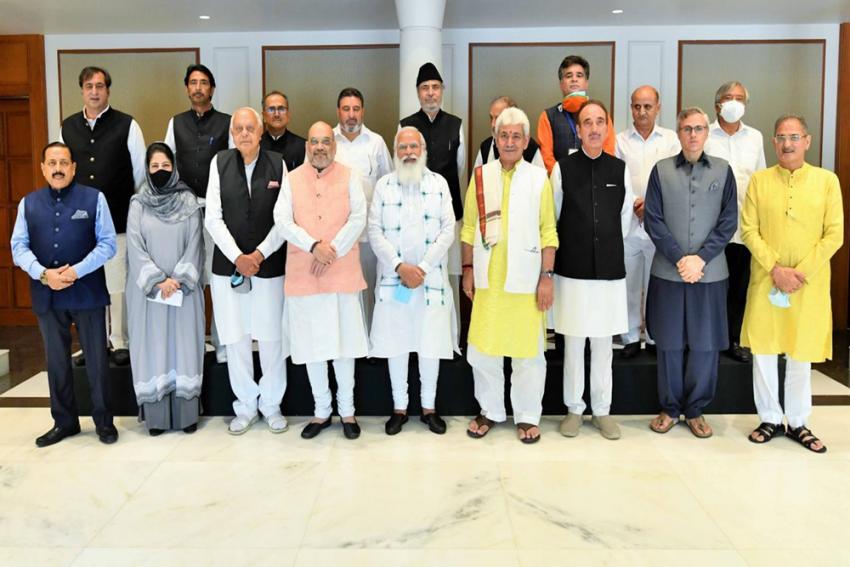 PM's Bid To Remove 'Dil Aur Dilli Ki Doori': Election Process In Kashmir After Delimitation
