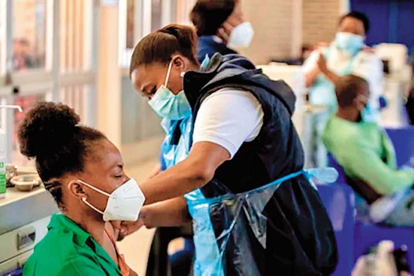 Shots Fired Against Vaccine Apartheid