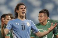 Copa America 2021: Struggling Uruguay Beat Bolivia To Enter Quarters; Miguel Almiron Stars For Paraguay