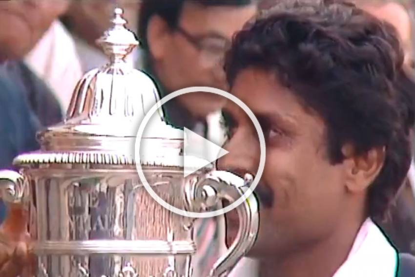 VIDEO: On This Day, Kapil Dev's Devils Humbled West Indies To Win India's First World Cup - Relive 1983 World Cup Final
