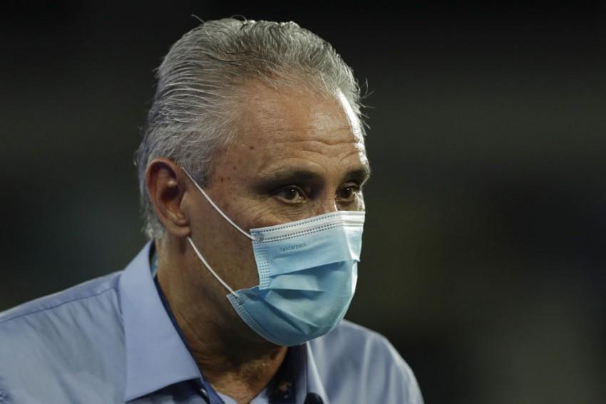 Brazil Coach Tite Fined For Criticising Troubled Copa America