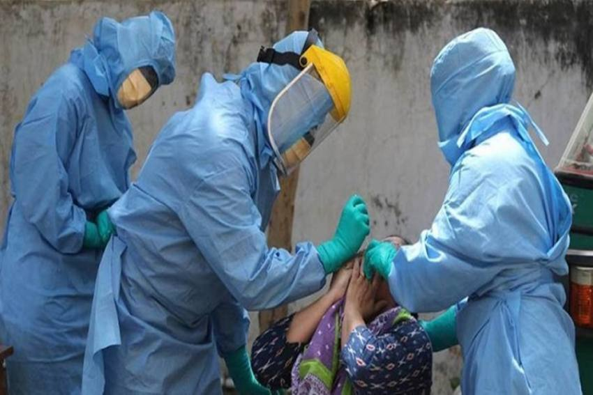 India Records 51,667 New Covid Cases, 1,329 Deaths