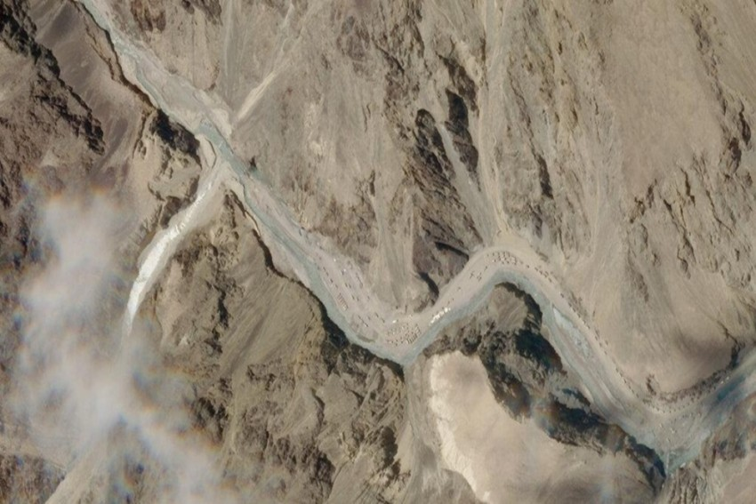 China's Attempt To Altar Status Quo Responsible For Eastern Ladakh Row: India