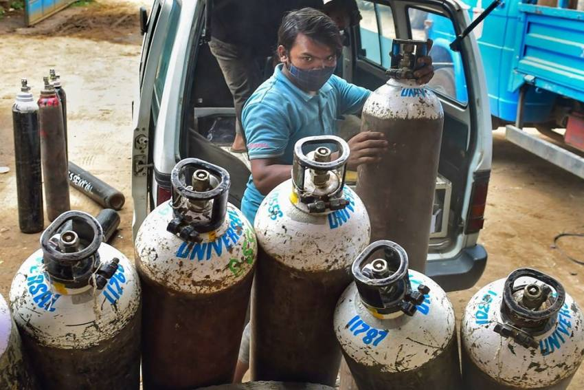 Delhi Govt Exaggerated Oxygen Requirement By Up To 4 Times: SC Audit Committee