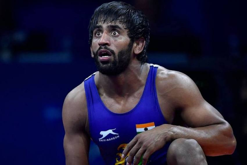 Injury Scare For Wrestler Bajrang Punia Ahead Of Tokyo Olympics