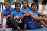 S Dhanalakshmi Wins 100m Dash, Dutee Fourth; Injured Hima Das On Verge Of Missing Olympics
