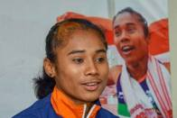 Injury Scare For Hima Das, Runs Risk Of Missing Out On Tokyo Olympics Qualification