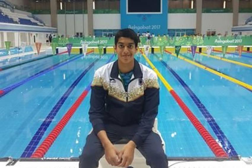 Swimmer Srihari Nataraj Sets National Record But Agonisingly Fails To Make A 'Cut' For Tokyo Olympics
