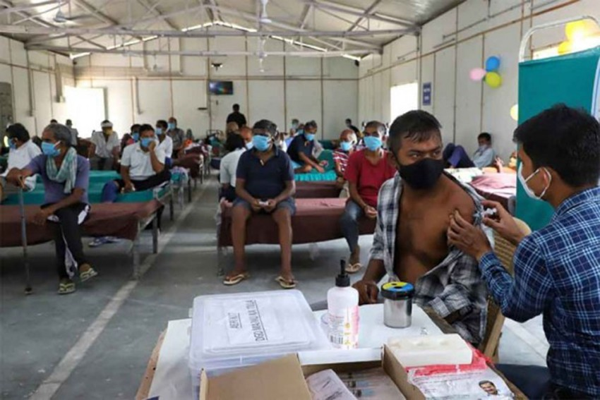 Mass Vaccination Is India's Only Hope To Beat Third Covid Wave