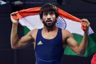 Bajrang Punia's Injured Knee To Be Assessed After 48 Hours, But Olympic-bound Wrestler Insists He Is 'Fine'