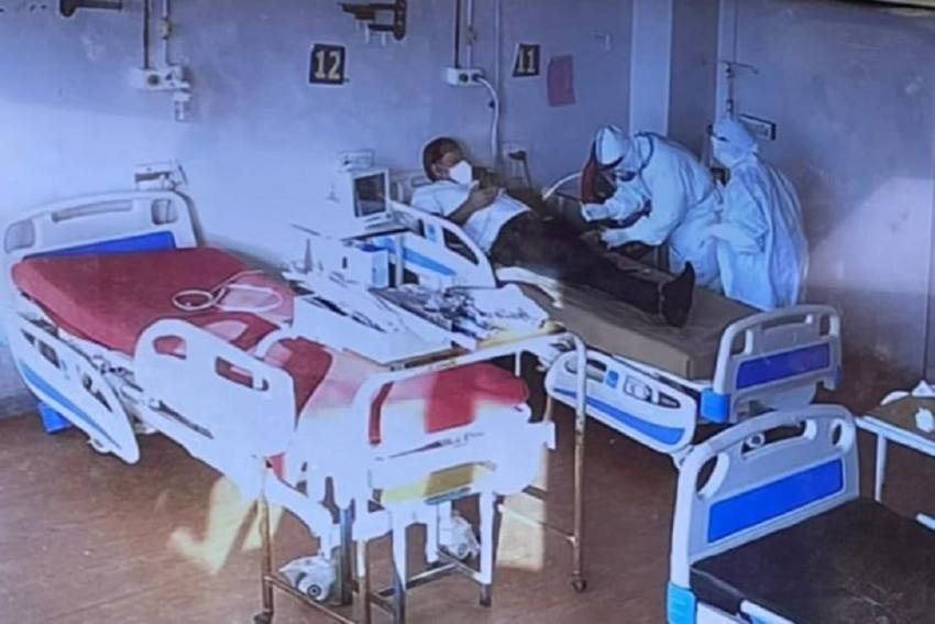 Himachal: First Monoclonal Antibody Therapy Done On Covid Patient