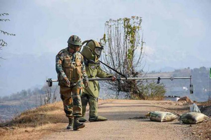 Two Explosions Rip Through Jammu Airport, Area Sealed