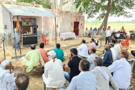 BJP Kisan Morcha Leaders Appeal To Villagers To Counter Farmer Protests